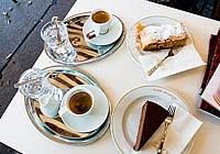 "Cервиз для кофейной коллекции австрийского кафе ""Аида"""