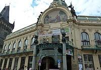 Выставка Альфонс Муха в пражской государственной галереи