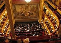 Балет в государственном театре Праги