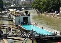 Бассейны в Вене