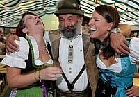 Фестиваль Wiener Wiesn в Вене