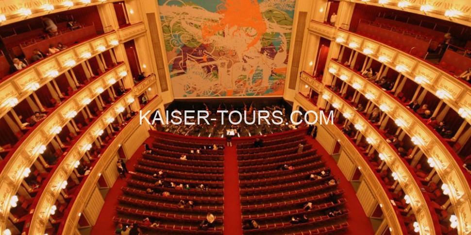 Билеты в венскую оперу категория в афиша театров киева сентябрь