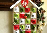 Адвентские календари в Австрии на рождество
