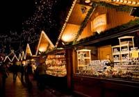 Многочисленные рождественские ярмарки в Вене и Австрии